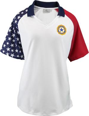 American Polo Auxiliary American Legion Flag Amp Emblem