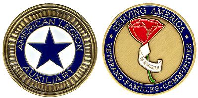 coins american legion flag emblem rh emblem legion org american legion auxiliary logo download american legion auxiliary emblem clip art