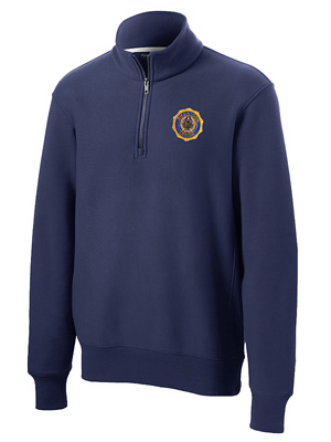 Quarter-Zip Fleece Shirt