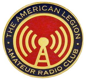 American Legion Amateur Radio Club Tack