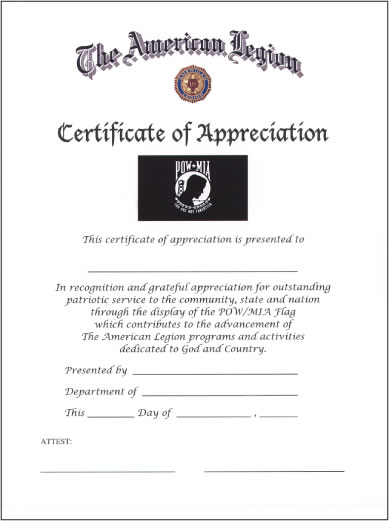 Flag certificate template yelopaper Gallery