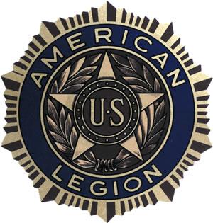 Legion-American Legion Flag & Emblem
