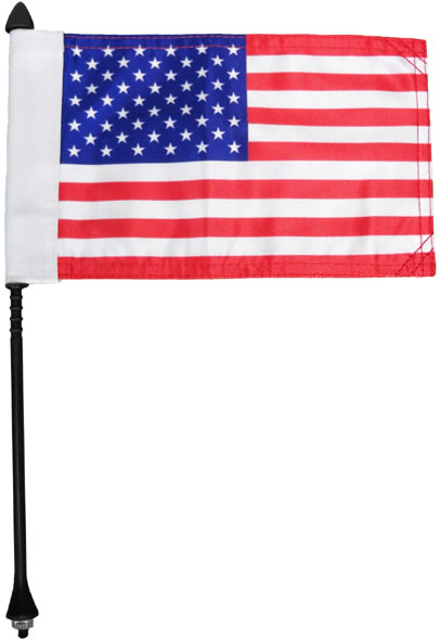 U.S. Motorcycle Flag Kit