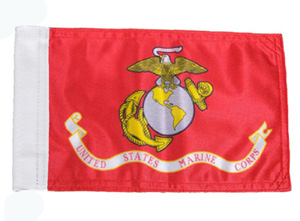 Marines Replacement Motorcycle Flag