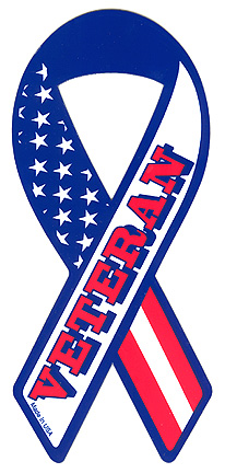 Veterans Day-American Legion Flag & Emblem