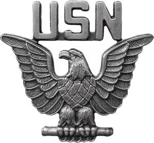 U S Navy Eagle Tack American Legion Flag Amp Emblem