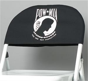 POW-MIA-American Legion Flag & Emblem