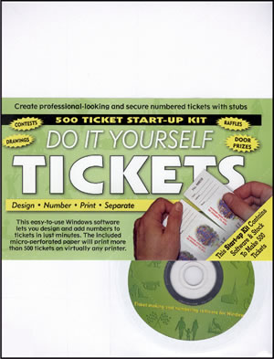 do it yourself raffle tickets starter kit american legion flag