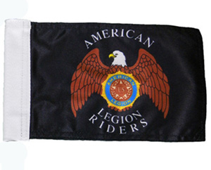 Legion Riders Replacement Motorcycle Flag