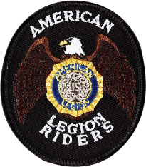 Legion Riders Mini Patch