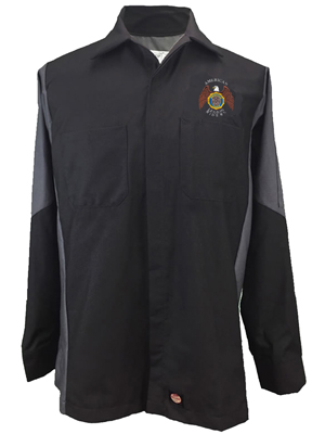 Long-Sleeve Garage Shirt - Riders
