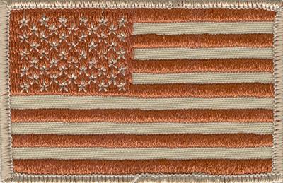 Desert Camo American Flag Patch-American Legion Flag   Emblem 595ba1af611
