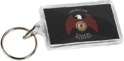 Bike Accessories-American Legion Flag & Emblem