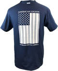Vertical Flag T-Shirt