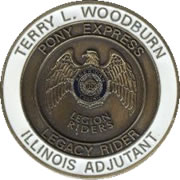 Terry L. Woodburn Coin