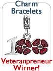 Charm Bracelets - Veteranpreneur Winner!