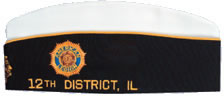 District Uniform Cap